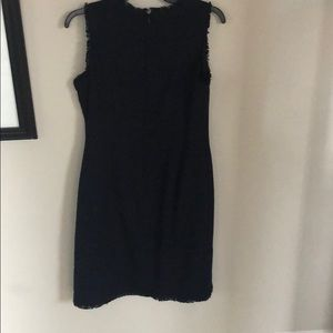 Karl Lagerfeld Dresses - Simple navy blue dress.